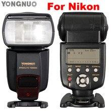 YN565EX Speedlight YONGNUO i-ttl Speedlite de Destello YN-565EX para Nikon D7000 D5000 D5100 D3100 D3000 D700 D300 D300s D200 D90 D80