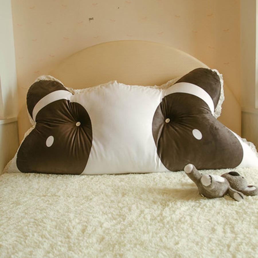 Cojines de respaldo para la cama de los niños almohadas decorativas para la cama Cute Lounge Cute cojín Tuinstoel kusens almohada sofá 50B0278 - 5