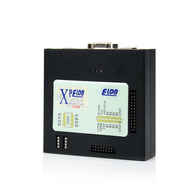 XPROG V5.55 V5.70 V5.74 V5.84 X-PROG M Metal Box Xprog V5.84 XPROG-M ECU Programmer Tool X Prog M Box V5.84 Full Adapters