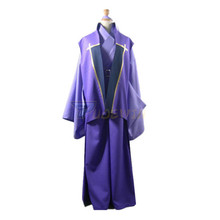 Anime Fate Stay Night Assassin Kimono Cosplay Costume Halloween Carnival Costumes Custom Made Any Size цена и фото
