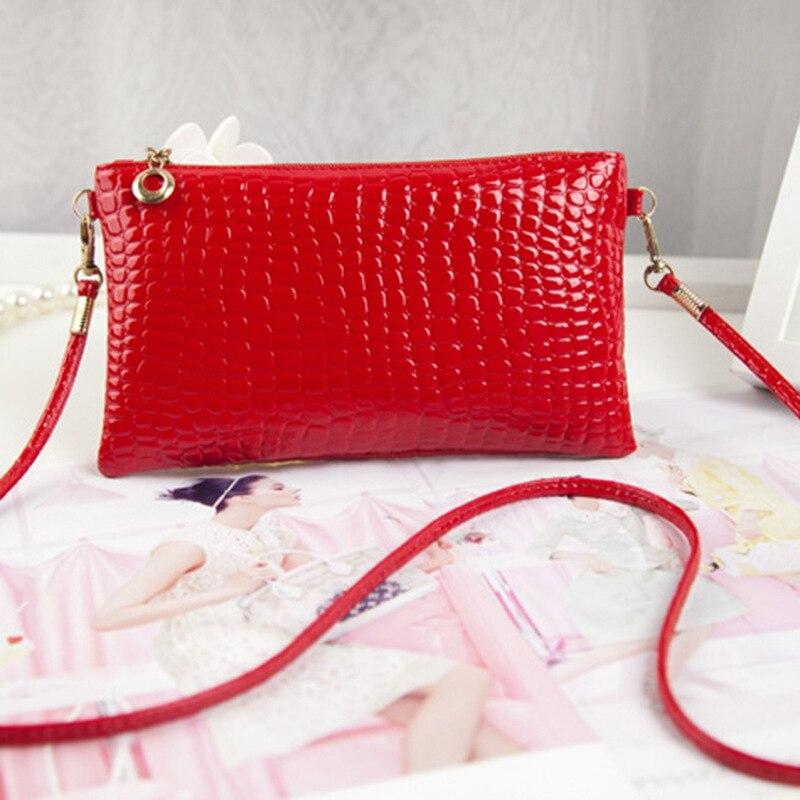 nuevas mujeres de La Moda bolsas de mensajero famosa marca bolso de cuero de la