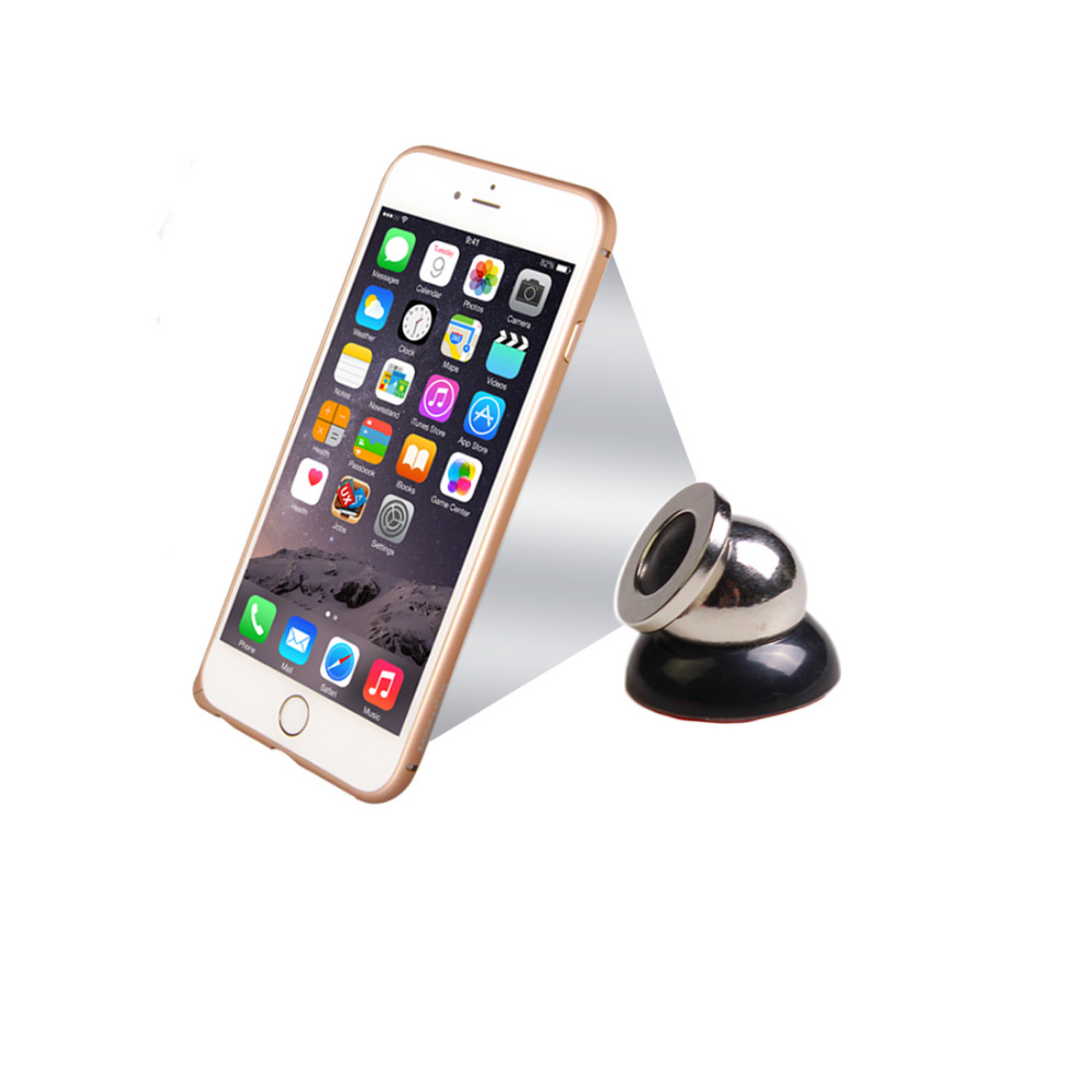 Magnetic Phone Holder  Magnetic Mobile Phone Holder Car Phone Stand for iPhone And Smartphone support for mobile car stying