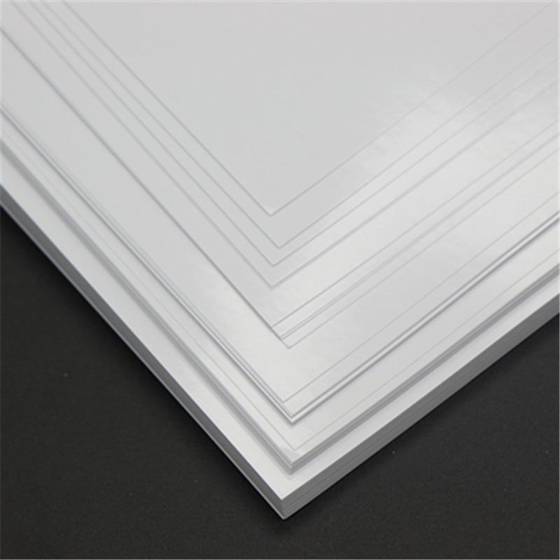 115 g einseitig glänzendes Fotopapier A4 * 100 Blatt für - Papier - Foto 5