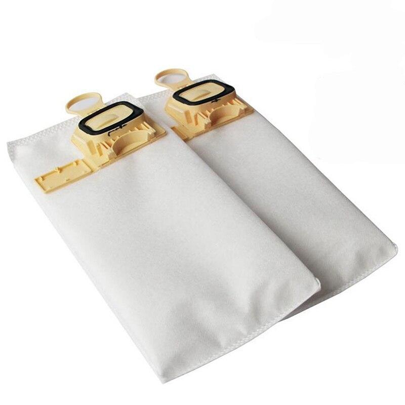 Tessuto non tessuto 6 Sacchetto per aspirapolvere adatto per Vorwerk Folletto VK 140 VK 150 SACCHETTI SACCHETTO