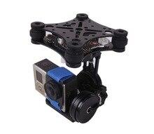 Gopro 3-Axis Бесщеточный Gimbal Крепление Камеры & 32bit Storm32 Контроллер для DJI Phantom 1 2 & Walkera QX 350