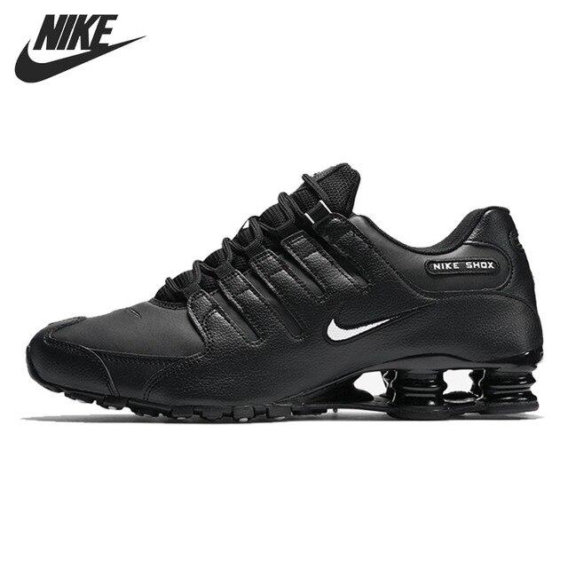 timeless design 423bb a19d0 ... closeout novedad original 2018 nike shox nz eu zapatillas de correr  para hombre 7dde4 2443c ...