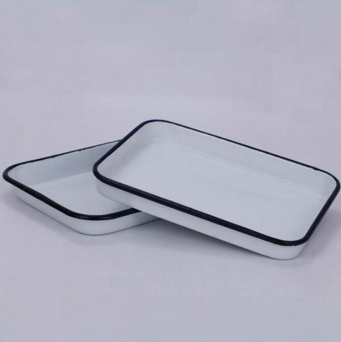 Free shipping 2PCS/LOT 20X30cm medical sterilize use enamel tray free shipping 2pcs lot kb926qf d3 offen use laptop p 100% new original
