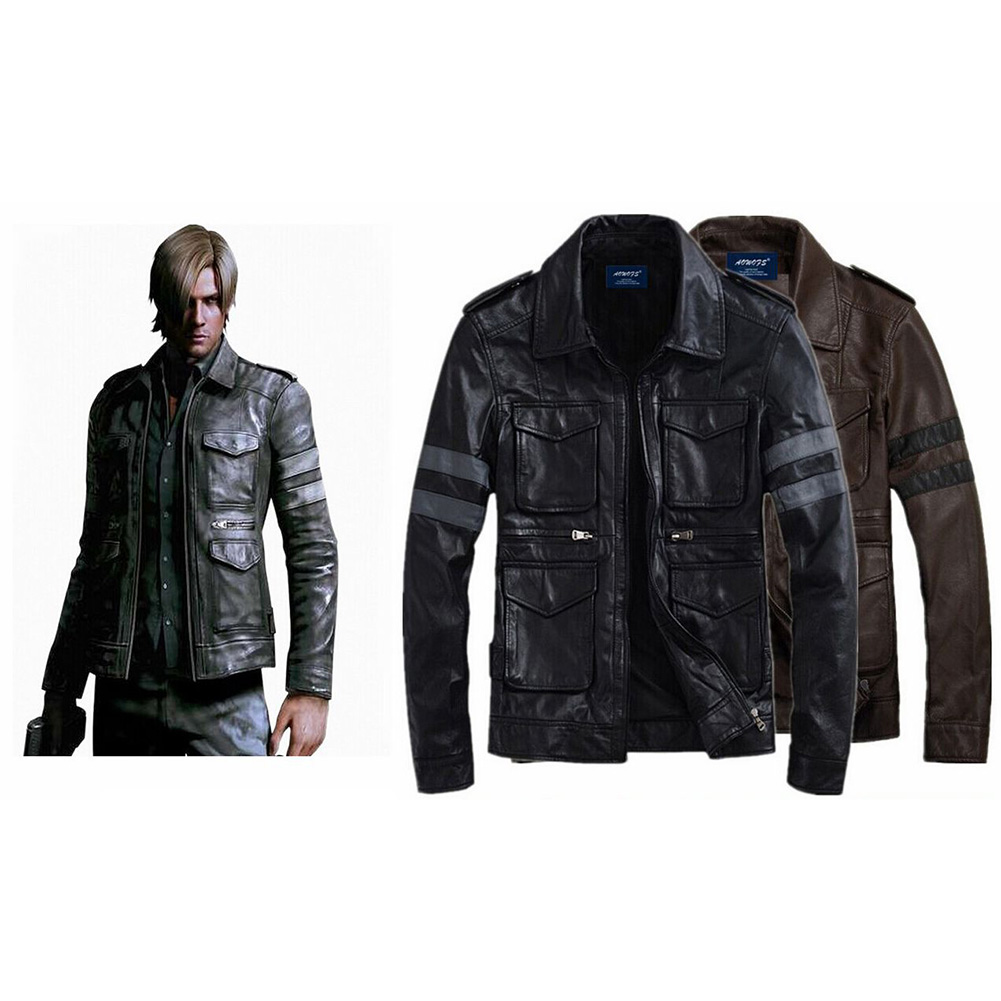 resident evil 6 leon outfit