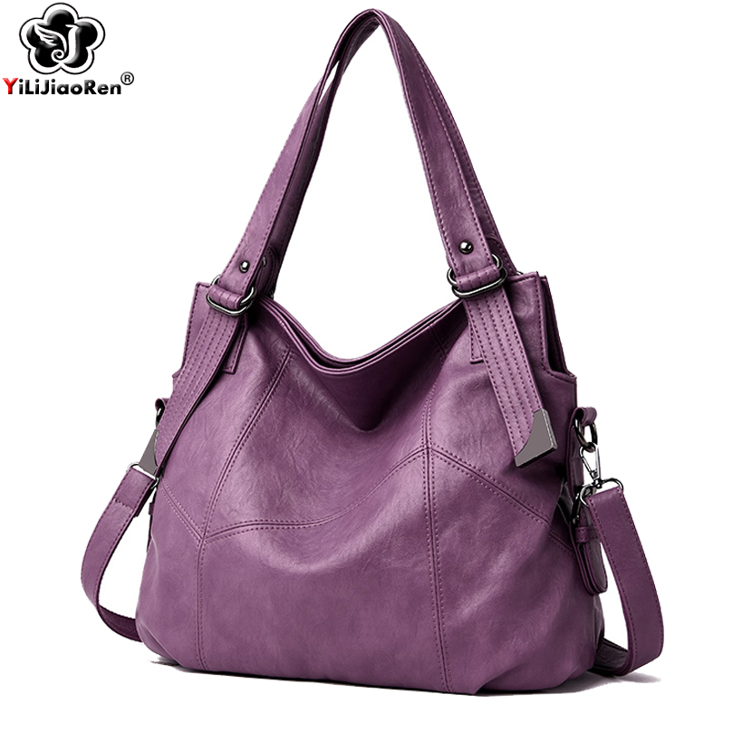 Fashion Sequin Women Handbags Large Capacity Tote Bag Luxury Bags Designer Brand Leather Crossbody for