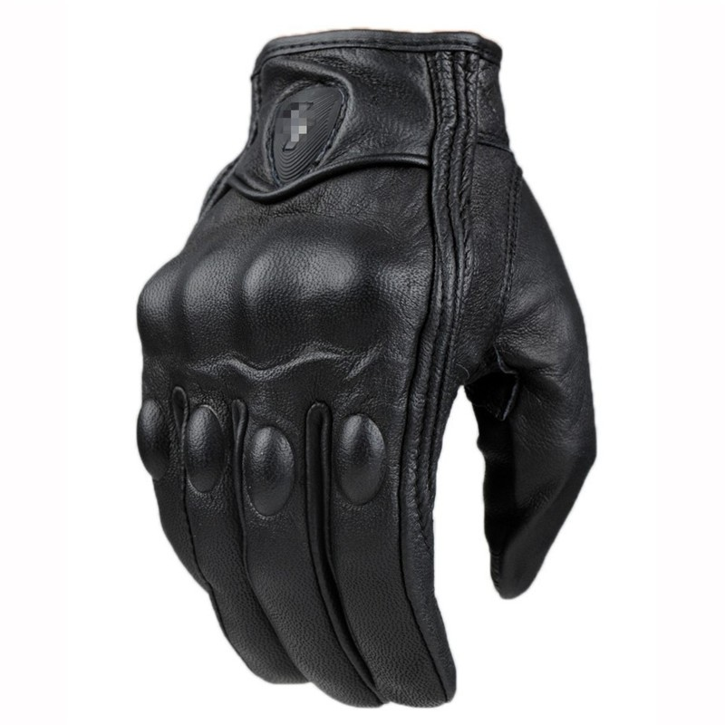high-quality-2-Style-Retro-Perforated-Leather-Motorcycle-Gloves-Cycling-Moto-Motorbike-Protective-Gears-Motocross-Glove (2)