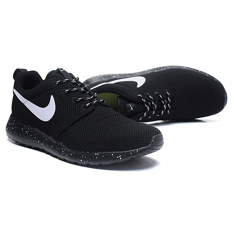 new product 0b8d6 e508e Original Authentic NIKE ROSHE RUN Mens Running Shoes Sport Outdoor Sneakers  Low Top Mesh Breathable Brand Designer 511882 011-in Running Shoes from  Sports ...