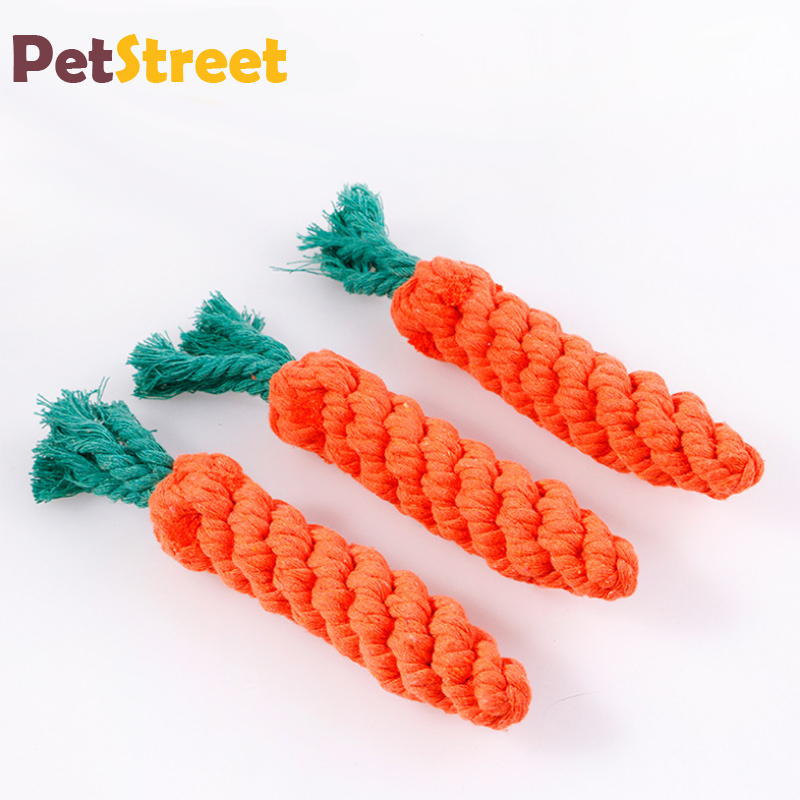 simulation-of-carrot-cotton-rope-toysfunny-molars-tooth-cleaning-for-cats-and-dogs-training-toyspetstreet-dog-toys