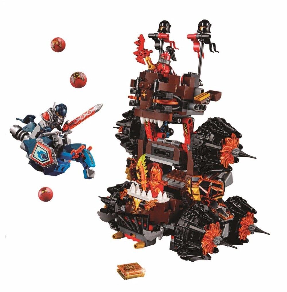 chevaliers serie generale siege de magmar machine de doom. Black Bedroom Furniture Sets. Home Design Ideas