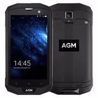 AGM A8 US Version IP68 Waterproof Phone 5 0 Snapdragon MSM8916 Quad Core 3GB RAM 32GB
