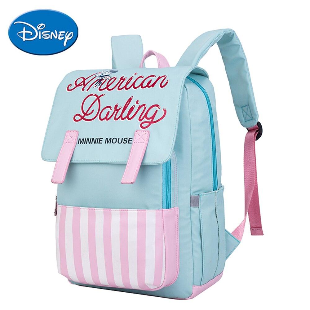 Disney Fashion Mummy Diaper Bag 2019 printing Baby Nappy Backpack for mom Mickey Maternity Nursing Baby