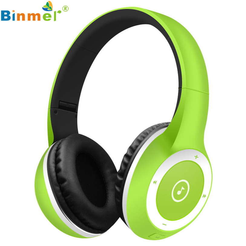 HL Stereo Bluetooth Headphones Wireless Headset Foldable Gaming Headset earphone V4.0 with Mic for Pc Mac SmartPhones JAN04#3