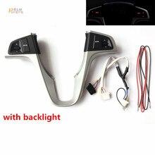 Lenkrad Audio Switch Control Tasten Für Hyundai VERNA SOLARIS multifunktions Lenkrad Audio Control Tasten