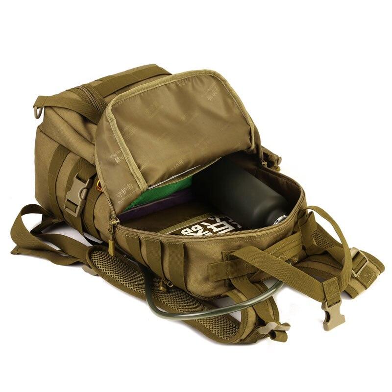 Protecteur Plus militaire tactique assaut sac à dos Molle système jour vie épargnant Bug sur sac survie Police porter livraison gratuite - 4