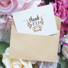 25pcs Mini thank you Card gold with kraft envelope leave message cards Lucky Love valentine Christmas Party Invitation Letter 25pcs mini thank you card gold with blue envelope leave message cards lucky love valentine christmas party invitation letter