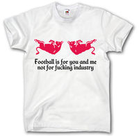 ANTI RB LEIPZIG SALZBURG SHIRT AGAINST MODERN Footballer ULTRAS HOOLIGANS ALL COPS T Shirt Men T