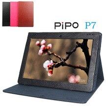 """Original para pipo p7 p7 cubierta case flip cuero utra thin case para pipo 9.4 """"nueva pc de la tableta de pipo p7 cáscara de la piel en stock"""