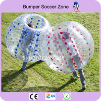 1.5m PVC Inflatable Bubble Football Soccer Zorb Ball For Adult Inflatable Human Hamster Ball Bumper ball Outdoor Fun Sports