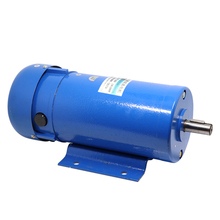 DC220V permanent magnet DC motor 1200W high power 1800 turn speed forward and reverse