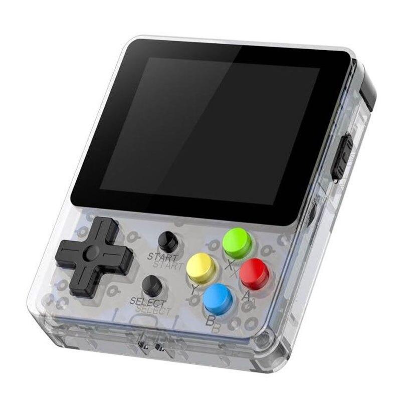 CONSOLE OPEN SOURCE LDK jeu 2.6 pouces écran Mini Console de jeu portable nostalgique enfants rétro jeu Mini famille rétro Consoles