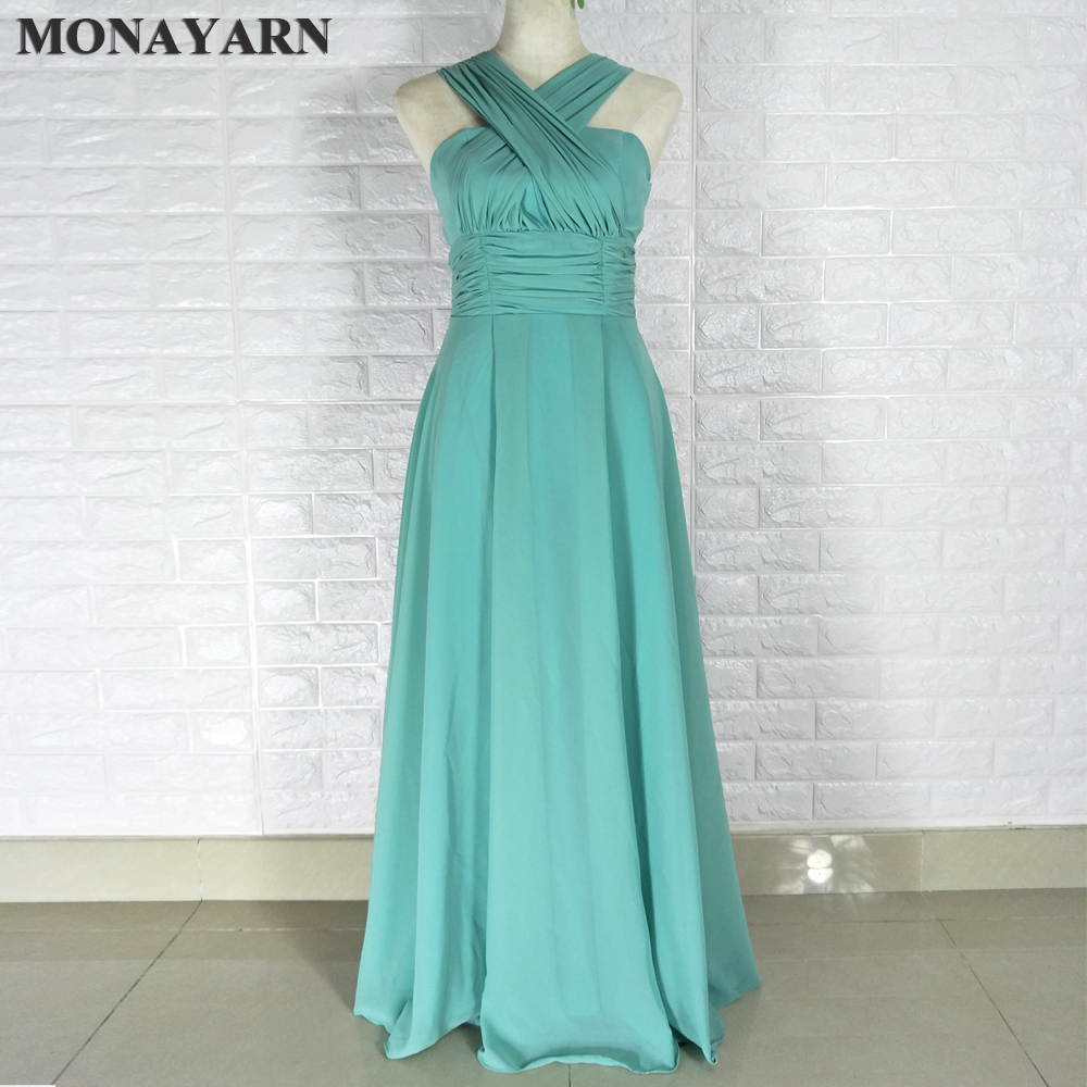 2017 green bridesmaid dress long chiffon shorts winter wedding dress ...