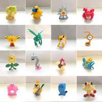 4 cm-5 cm taille normale totalement 80 styles différents nouvelle collection poupées action jouet pks figurines modèle