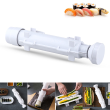 hot deal buy sushi tools sushi maker roller roll mold sushi roller bazooka rice meat vegetables diy sushi making machine kitchen accessories