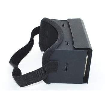 DIY Ultra Clear Google Cardboard VR BOX 2.0 Virtual Reality 3D Glasses for iPhone SmartPhone computer gafas xiaomi mi vr headset 5