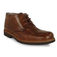Biguer'S мужские сапоги до лодыжки со шнуровкой коричневый