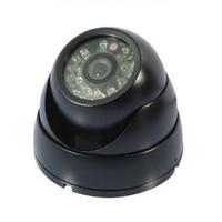 Security 1 3 Sony Effio CCD 700TVL OSD Menu 24 LED Indoor Dome Camera IR 30m