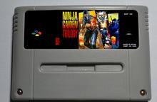 Ninja Gaiden Trilogy-Действие Игры Картридж EUR Версия 16 бит 46 pin