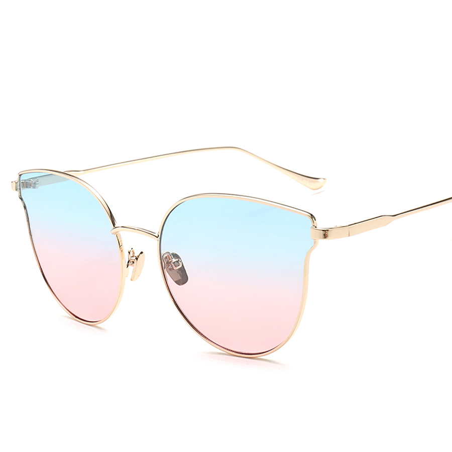 Cateye Sunglasses Women Cats Eye Sunglasses Fishing Shades Gg Women Luxury Sunglasses For Women 2017 TAC Glasses Eyewear Glases