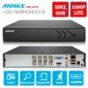 ANNKE 8CH 1080P Lite 1080N HD TVI H 264 DVR For CCTV Security Camera System