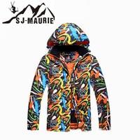 SJ Maurie Snowboard Ski Jacket Coup Snow Suit Windbreaker Waterproof Outdoor Winter Coat Snowboarding Skiing Jacket