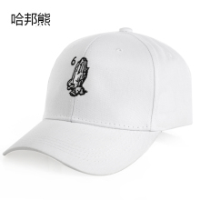 2017 New Dad Hat Women Cap Hat for Men Drake 6 God Pray Cap Female Male Brand casual Baseball Cap Black Snapback Street Hip Hop