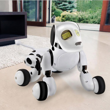 цены Children's Intelligent Remote Control Robot Toy Remote Control Smart Dog Children's Toys Cute Animal Remote Control Dog Toy Gift