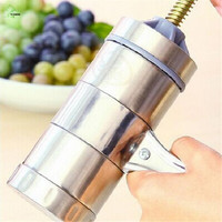 YIHONG Household Stainless steel mini pasta machine manual pressing machine kitchen Noodle Tools A1620c