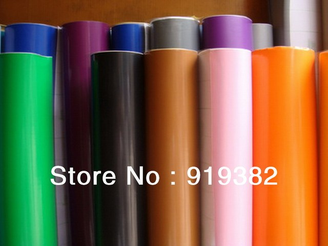 Outdoor universal post/sticker/label/computer lettering paper wall stick material bulk cut 1.06 * 1 m