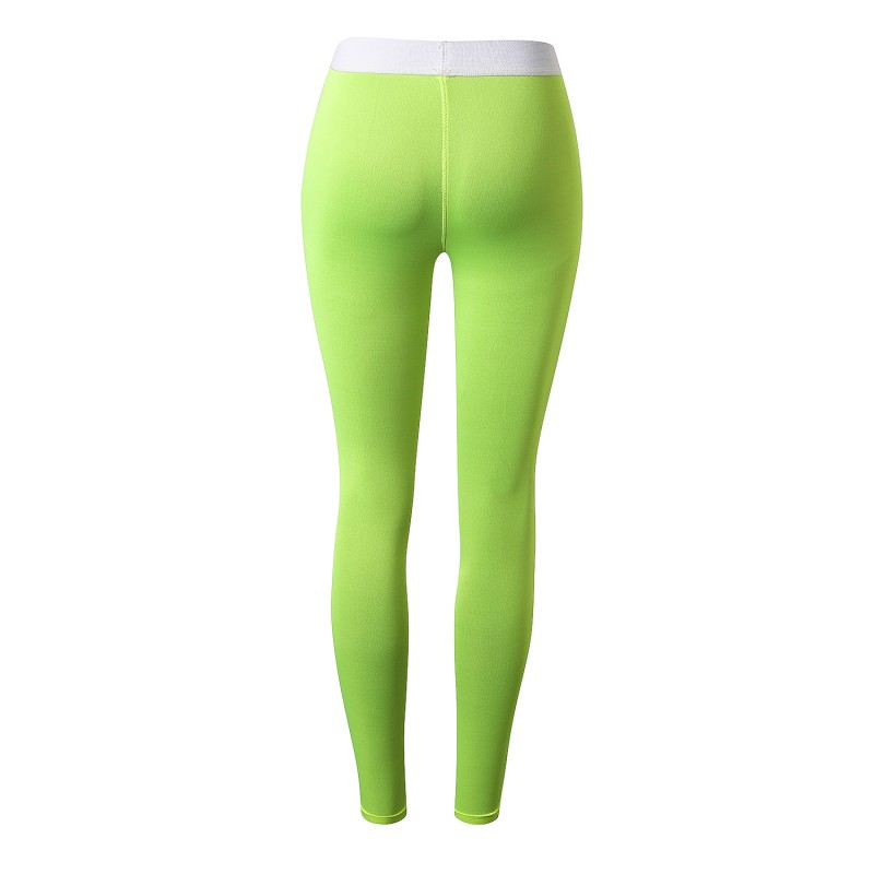 Buy women\'s Top High Waist nine and five pants sports and fitness training pants moisture wicking trousers for only 5.74 USD