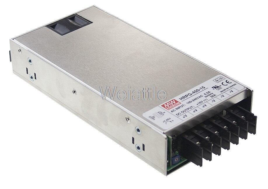 Moyenne bien original HRPG-450-3.3 3.3 V 90A meanwell HRPG-450 3.3 V 297 W sortie unique avec fonction dalimentation PFCMoyenne bien original HRPG-450-3.3 3.3 V 90A meanwell HRPG-450 3.3 V 297 W sortie unique avec fonction dalimentation PFC