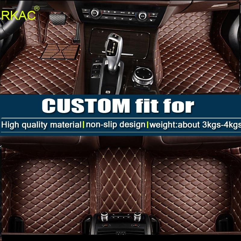 RKAC Custom car floor mats for BYD all models F0 F3 Surui SIRUI F6 G3 M6 L3 G5 G6 S6 S7 E6 E5 car styling auto accessoriesRKAC Custom car floor mats for BYD all models F0 F3 Surui SIRUI F6 G3 M6 L3 G5 G6 S6 S7 E6 E5 car styling auto accessories