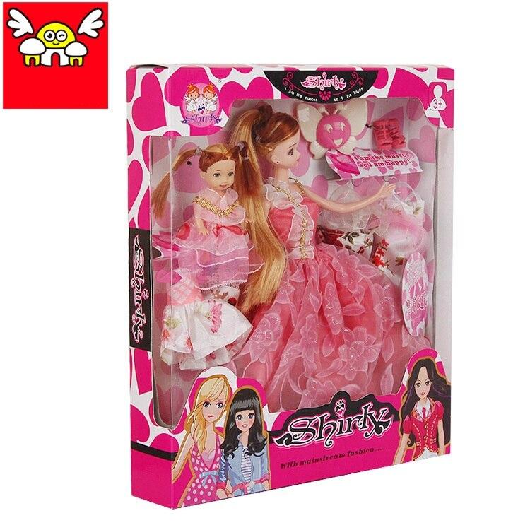 Шкаф для платьев куклы