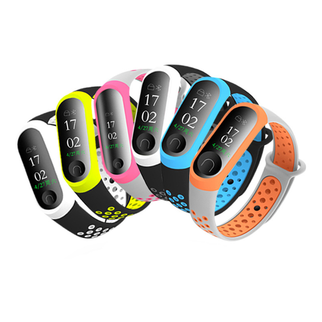 Straps For Smart Watch, Mi Band 3 Strap Bracelet, Accessories, Free Shipping