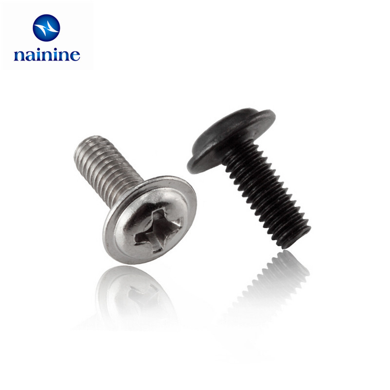 100Pcs M3*5 Pan Electronic Screw With Pad Referral For Computer Floppy DVD ROM Motherboard HW168 энциклопедия таэквон до 5 dvd