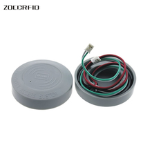 Free shipping 125k RFID 52mm glue waterproof card reader aerial coil circle lock rf card induction