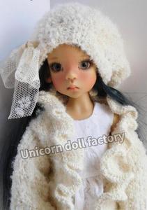 Image 3 - Bjd   doll 1/6 kaye wiggs cinnamon shion doll high quality model birthday gift free eyes